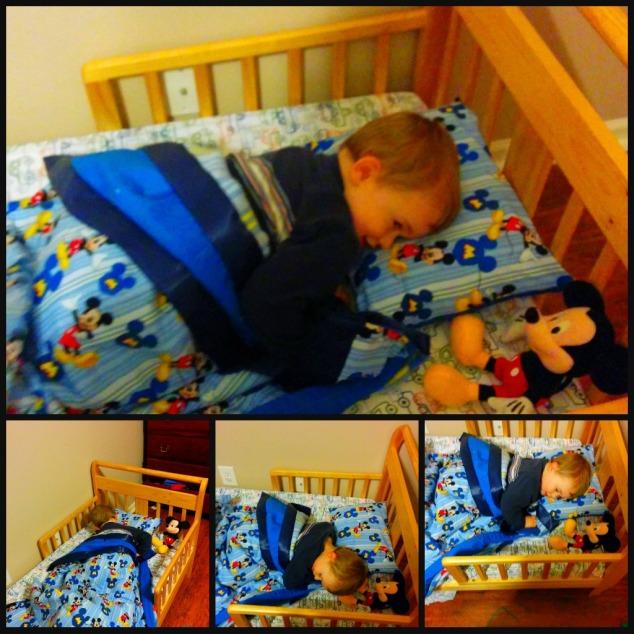 Big Boy Bed take 1
